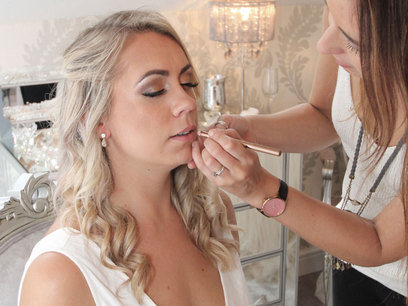 Occasion makeup maidstone