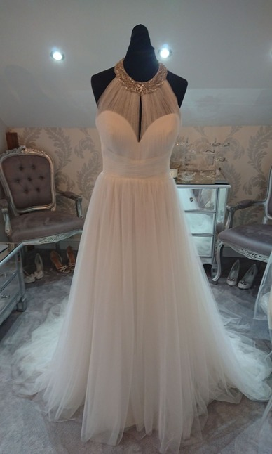 Nicole Aurora dress size 14
