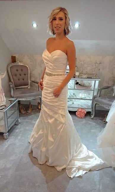 Sincerity Bridal dress size 8-10
