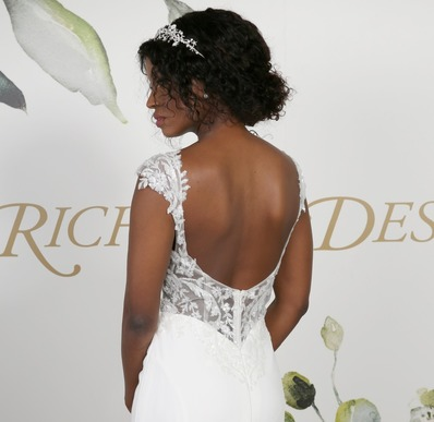 Richard Designs couture gown- rdb1220