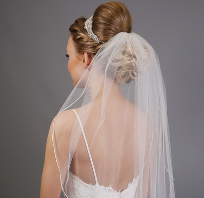 Richard Designs veil