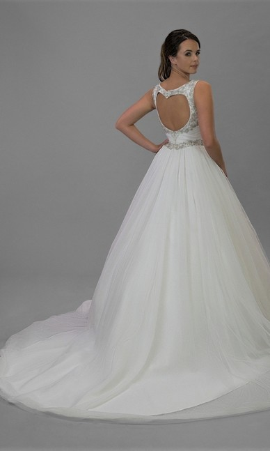 Elite Bridal Ivory New to Order