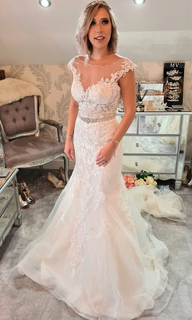 Mori Lee - Size 10 - Front